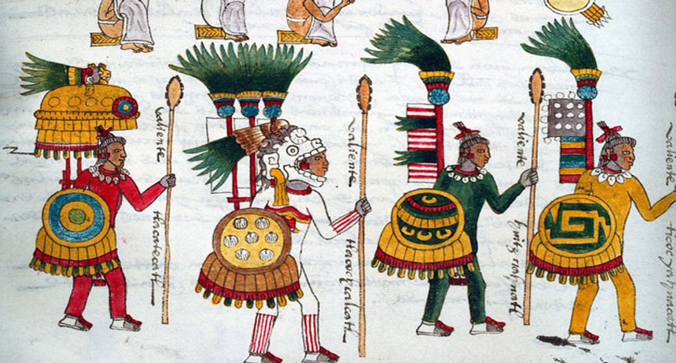 Here is what the Aztecs can teach us about happiness and the good life