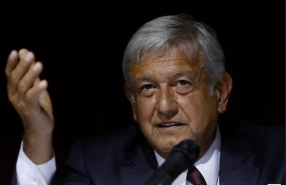 Mexican leader Andres Manuel Lopez Obrador to invite Trump to inauguration, signals shift on Venezuela
