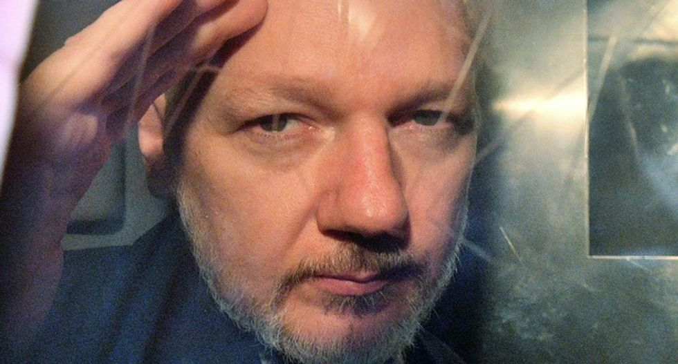 Julian Assange says he was promised a Trump pardon if he would lie about Russia's DNC hacking