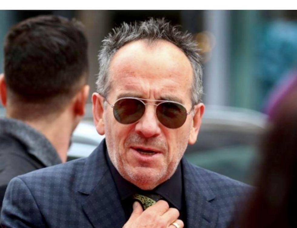 Singer Elvis Costello cancels tour after revealing cancer surgery