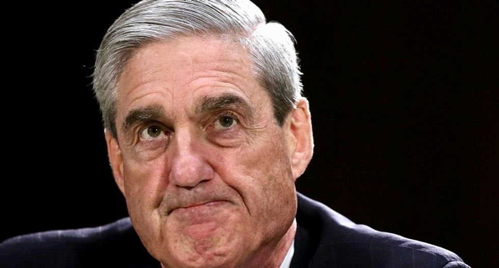 Mueller fired top FBI investigator for exchanging politically charged texts about Trump: report