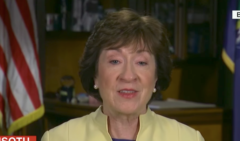 Here is why Susan Collins' Senate career was probably just dealt a fatal blow