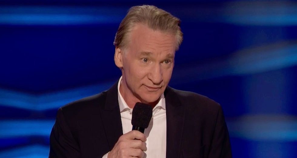 Bill Maher completely destroys the 'Pence would be worse' argument in his new HBO special