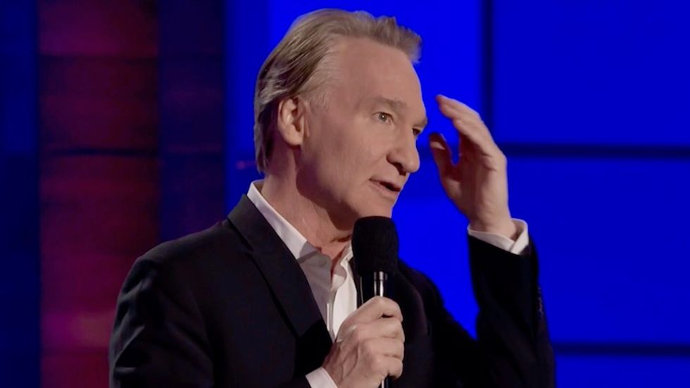 Windmills and invisible planes: Bill Maher walks through all of the insane fake-facts Trump believes