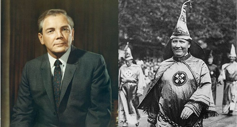 Revealed: Louisiana's Governor McKeithen paid off KKK to keep a lid on violence during the 1960's