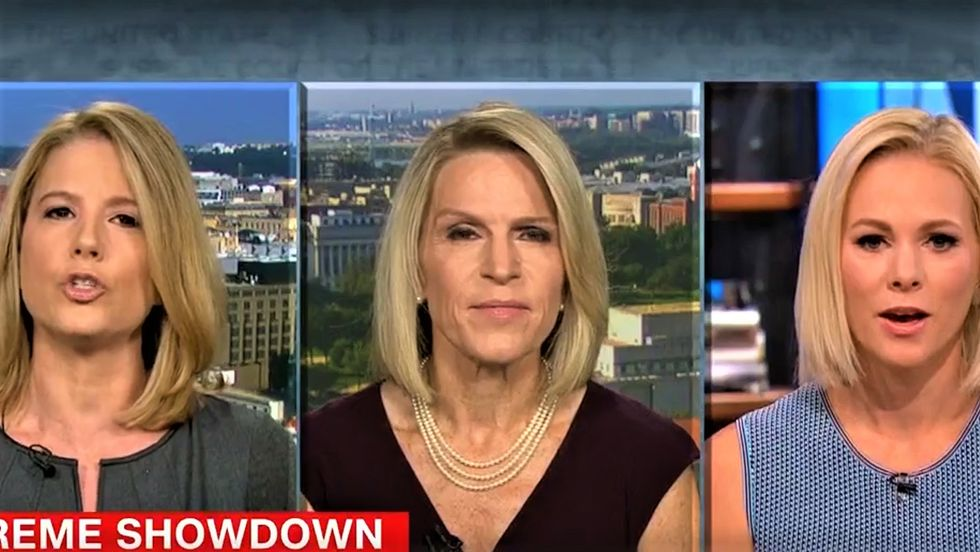 CNN guest obliterates Kavanaugh defender who personally vouches for him: 'Because you know him' he's innocent?