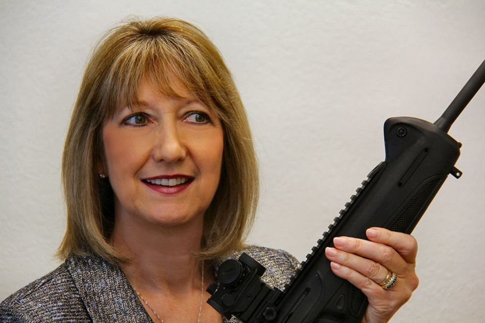 Christian lawyer says she's taking Glock to Target ladies' room: 'It identifies as my bodyguard'
