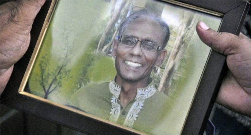 Bangladesh 'LGBT activist' hacked to death