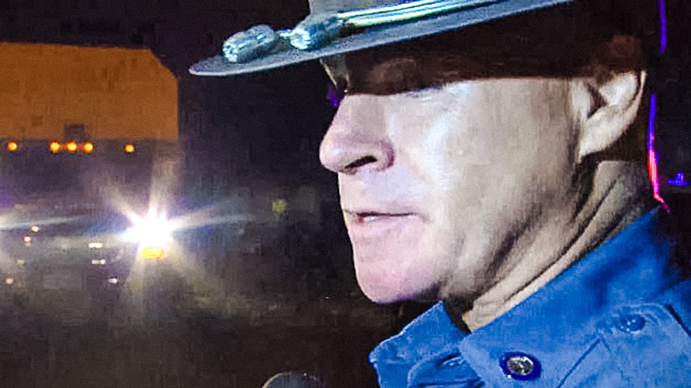 Massachusetts trooper charged with strangulation for using choke hold on girlfriend