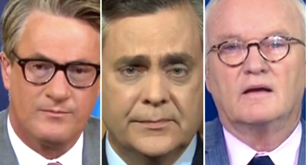 'He incriminates himself every day': Morning Joe panel explains how Trump is sealing his own doom