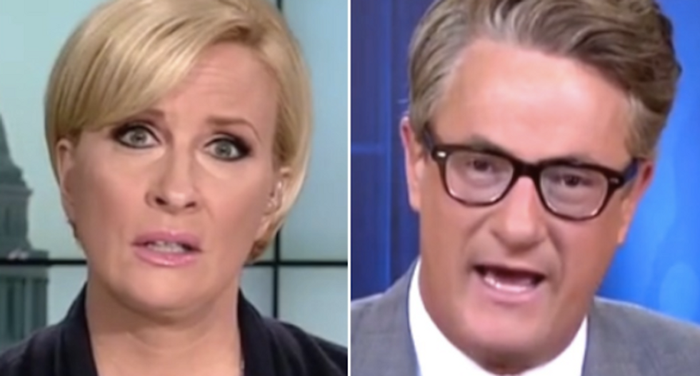 'He revealed himself as the jackass': Morning Joe rips Trump for blowing Israeli spy's cover