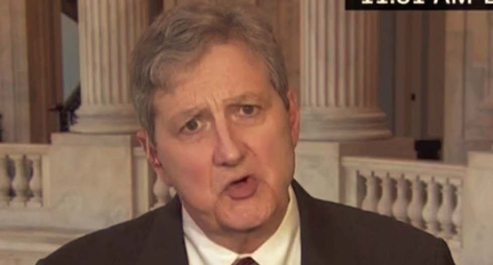 No one can figure out why John Kennedy compared government documents to 'dropping acid'