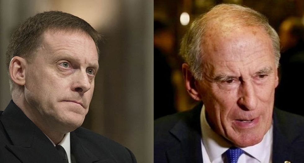 REVEALED: Trump asked two top intelligence officials to push back on Russian collusion probe