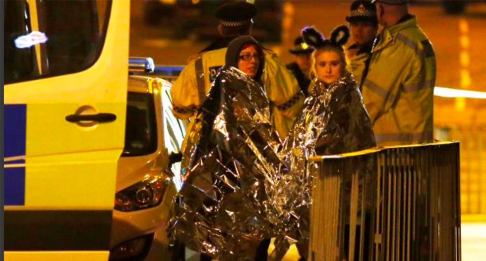 British police suspect terrorism behind explosion at Ariana Grande Manchester concert