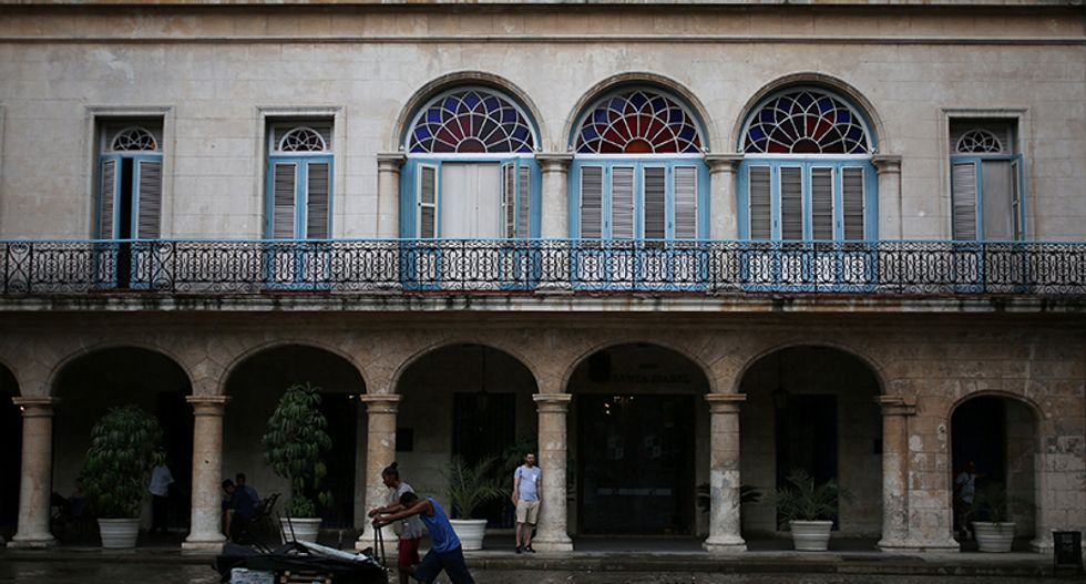 Expedia begins offering online booking for hotels in Cuba