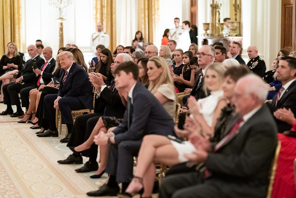 White House Reception to Honor Gold Star Families