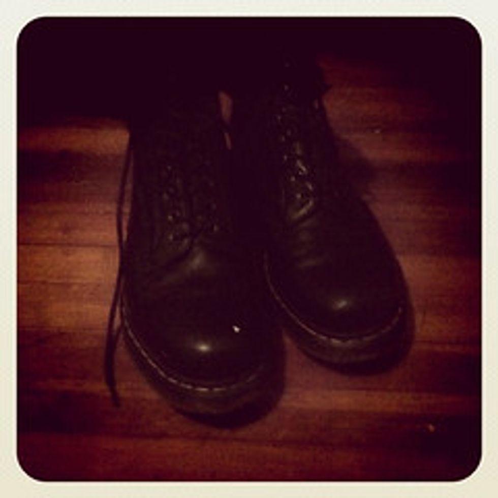 Ankle high Docs