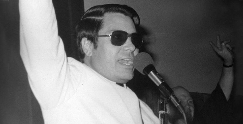 Jim Jones of Jonestown