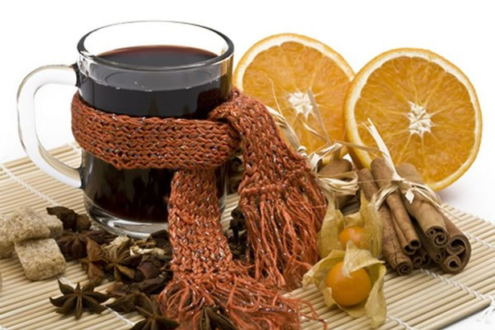Christmas - mulled wine