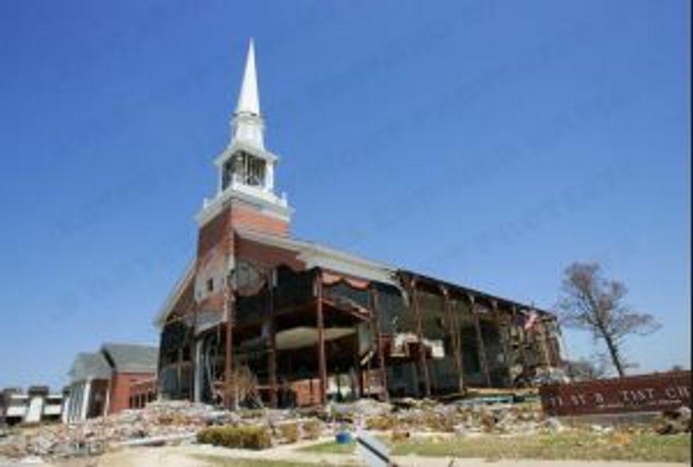 Hurricane Katrina First Baptist