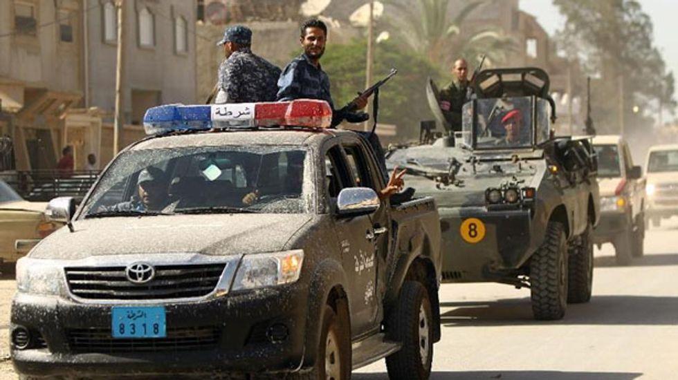 Libyan human rights activist shot dead in Benghazi