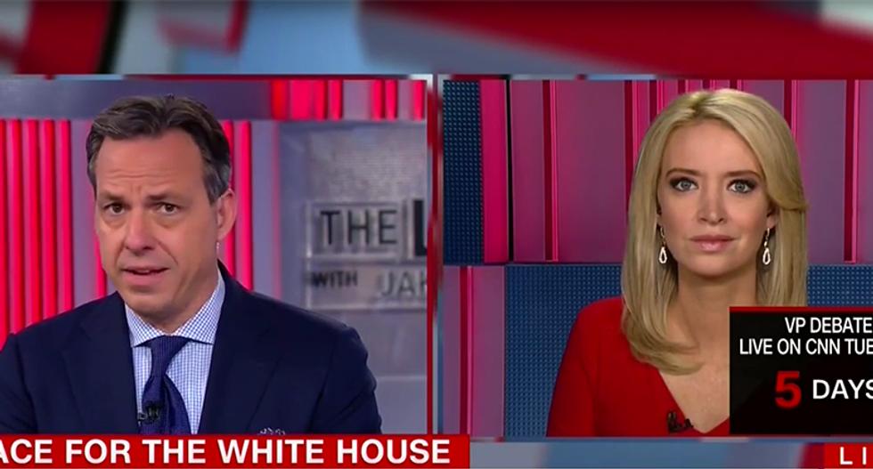 CNN's Jake Tapper slams Trump's advisors: 'He is surrounded by the Philanderer's club'