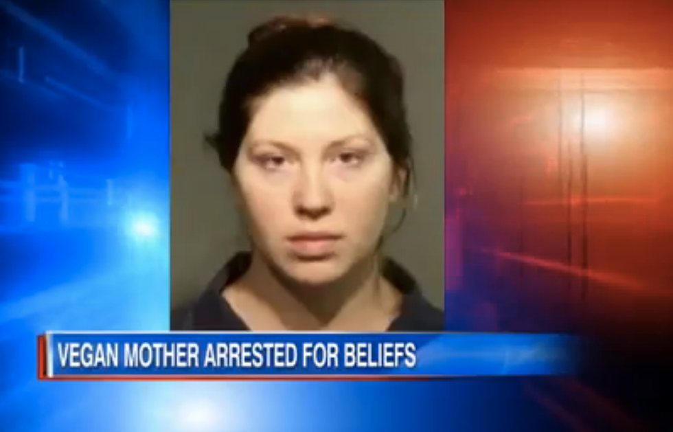 Vegan FL mom refused to take sick newborn to hospital for fear of exposure to animal products