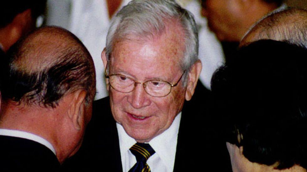Former Senator Howard Baker, key figure in Watergate hearings, dies at 88