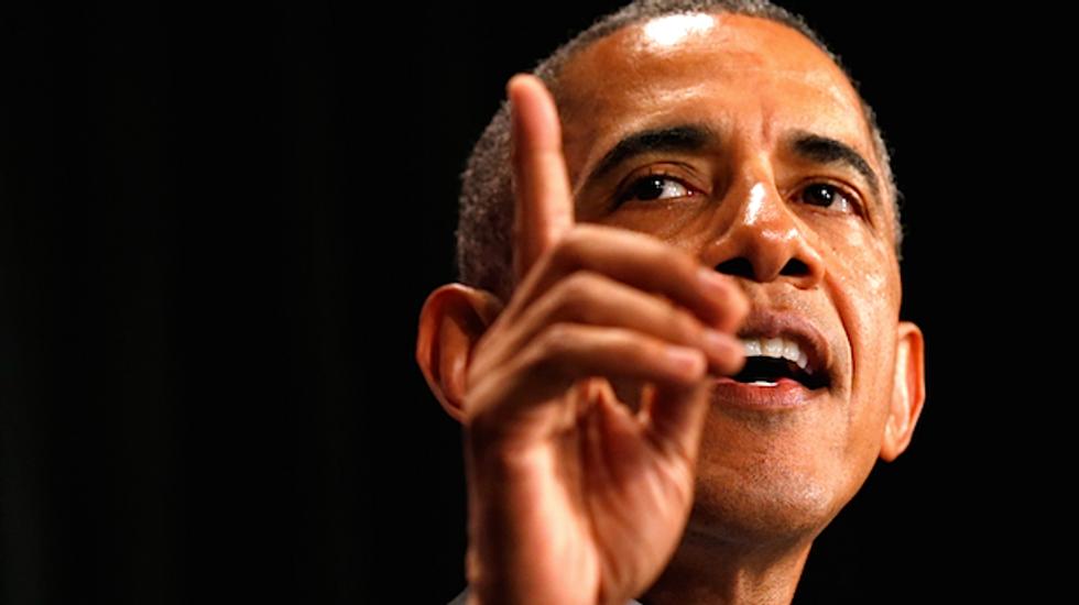 Obama to CEO's: Stop complaining about regulations, show greater social responsibility