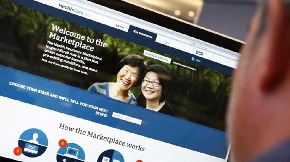 U.S. healthcare profit outlook brightens on Obamacare