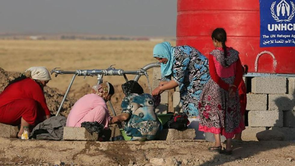 How the US poisoned Iraq