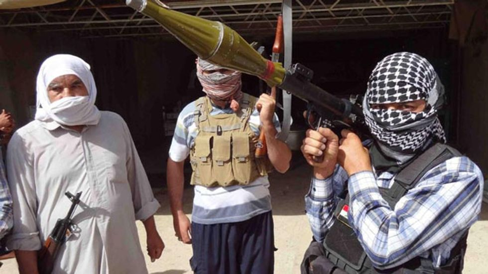 Despite jihadist drive, Arab powers don't plan on redrawing Middle East's colonial-era borders