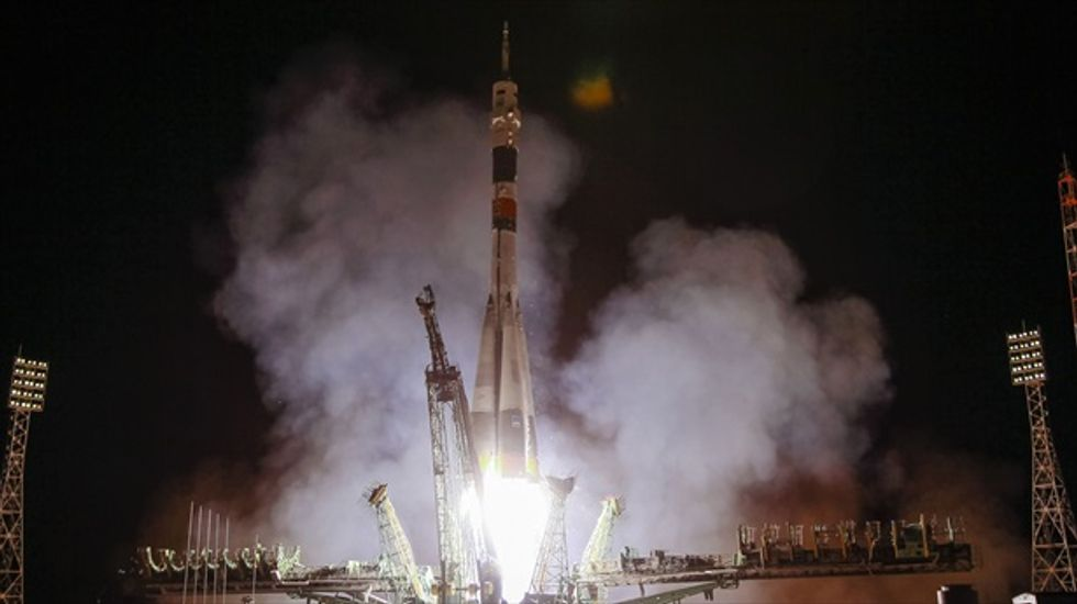 Russia prepares to debut first new space rocket design since Soviet era