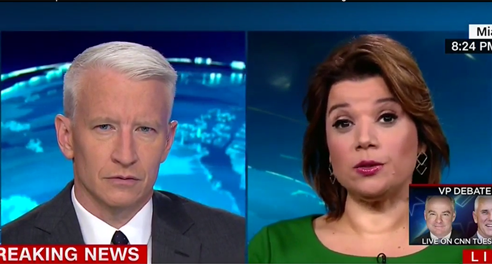 Ana Navarro nails Trump: He needs 'a minimum level of fitness' to attack a women's weight