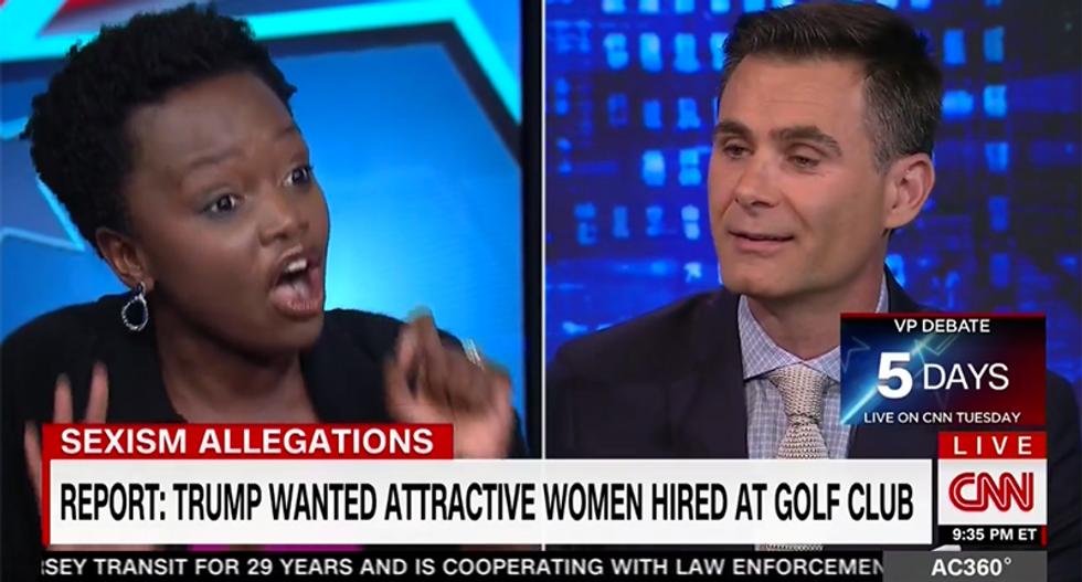 CNN panel goes off the rails when Trump surrogates claim no one has heard Trump fat-shame anyone