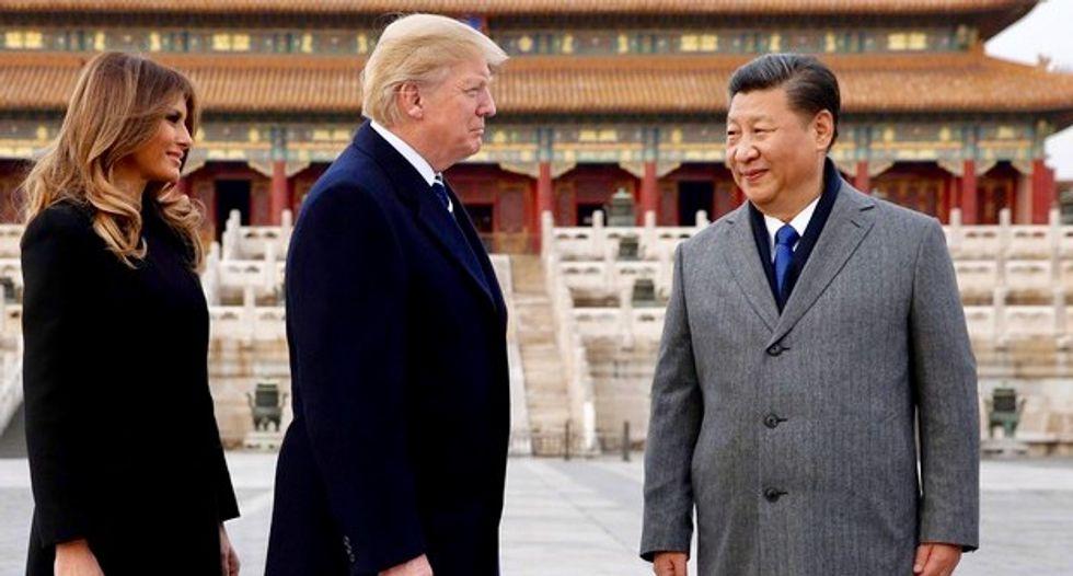 China media says visit set new blueprint for US-China ties