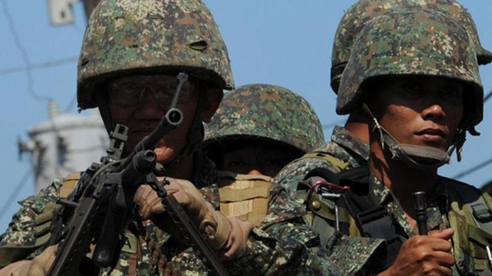 Security alert in Philippines over terror threat