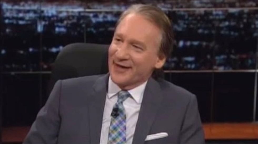 Bill Maher: Black voters in MS knew Thad Cochran was the 'least sh*tty choice'