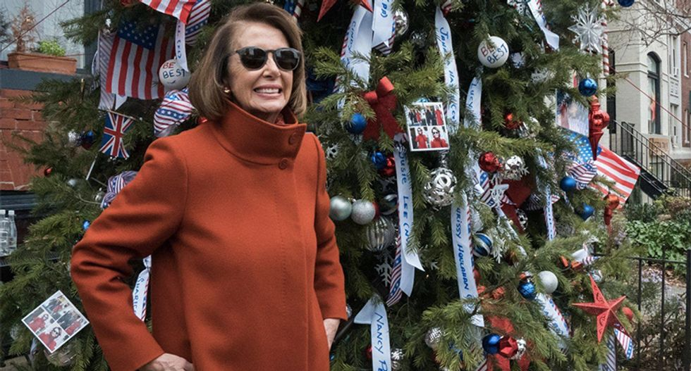 Nancy Pelosi has 'mastered the art' of dealing with Trump's 'toddler meltdowns': Conservative columnist