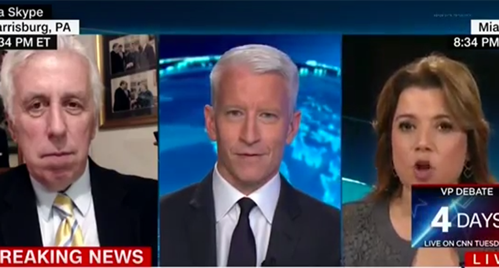 CNN's Ana Navarro: 'Trump is the only one who drunk tweets sober and he does it at 4am in the morning'