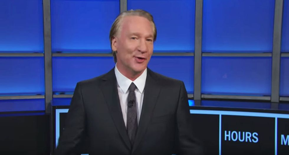Bill Maher: 'Grab her by the p*ssy? Sounds like what Hillary did to Trump at the first debate'
