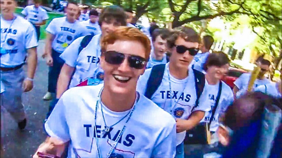 Teens hear sexist 'Cold Beer and T*tties' speech at Texas Boys State government training