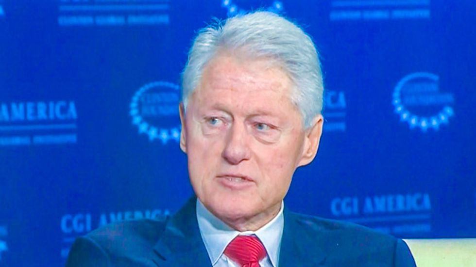 Bill Clinton used billionaire Jeffrey Epstein's 'Lolita Express' for African charity tour