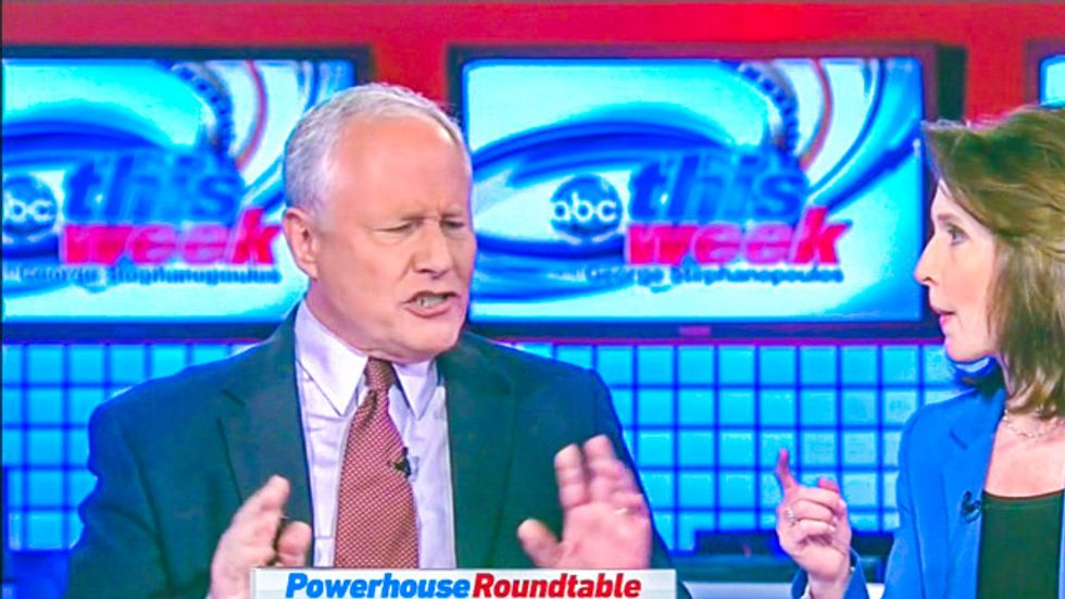 Nation editor stuns 'architect of catastrophe' Bill Kristol: Join Iraqi Army if you want war