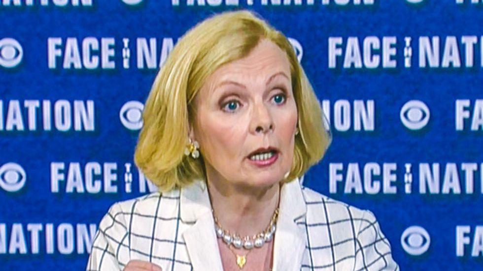 Pot meet kettle? Peggy Noonan attacks Hillary Clinton's 'banal' writing