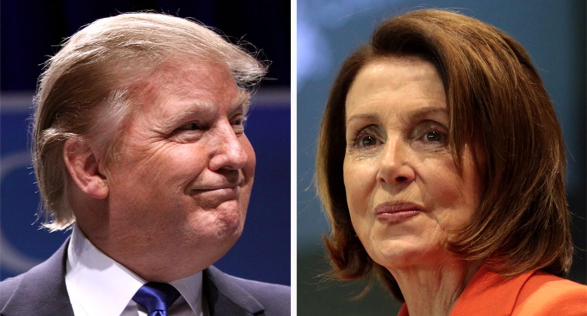 Trump supporters want him to replace Nancy Pelosi as House Speaker in 2023 -- and they have a plan
