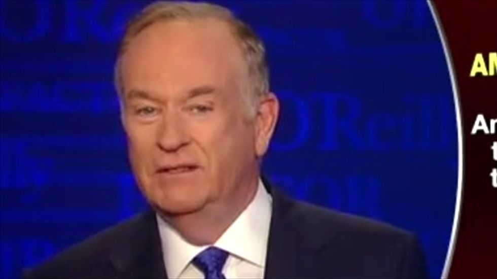 Bill O'Reilly: One more liberal Supreme Court justice could end freedom 'forever'