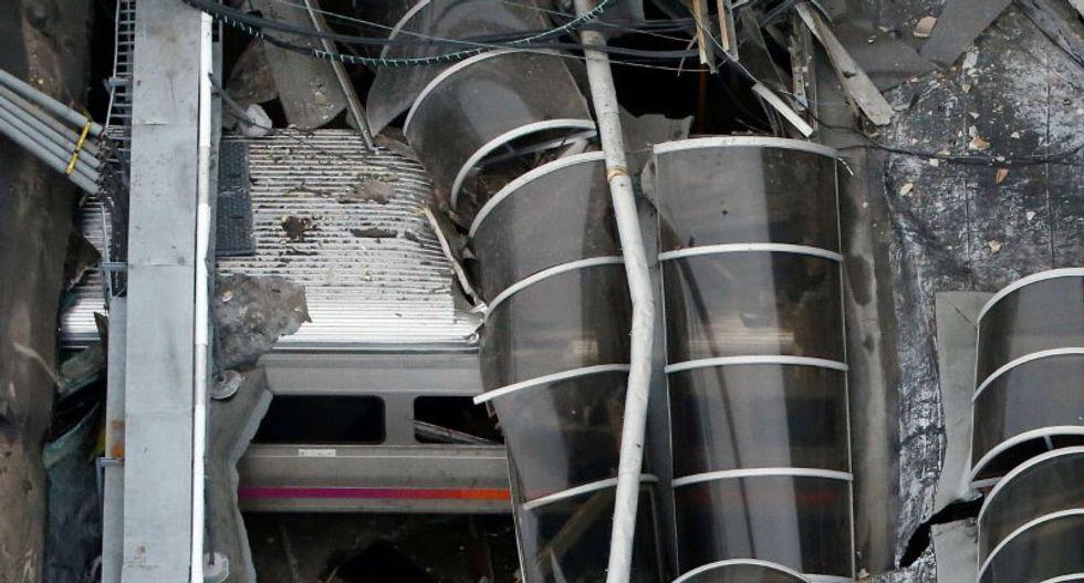 Investigators interview engineer in Hoboken train crash