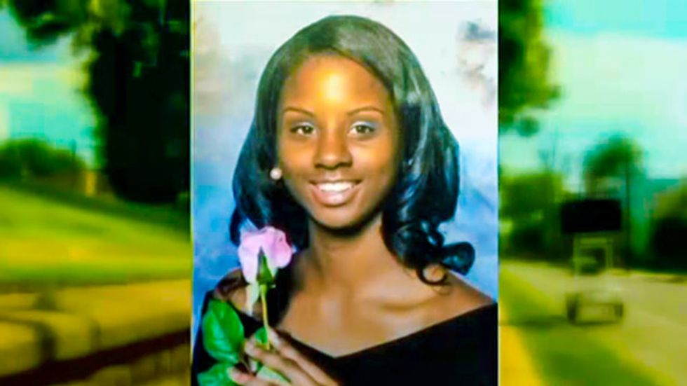 17-year-old cheerleader shot 'execution style' on New Jersey street