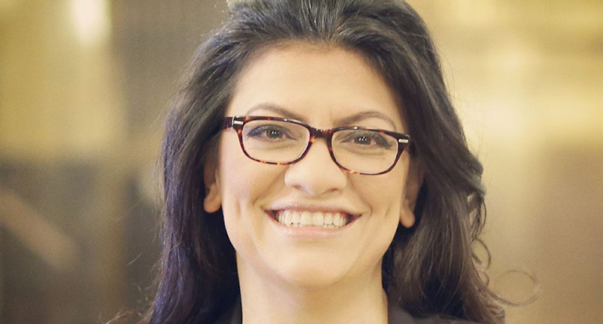 Tlaib unveils bill to provide $1,000 per month to everyone in US—funded by minting trillion-dollar coins